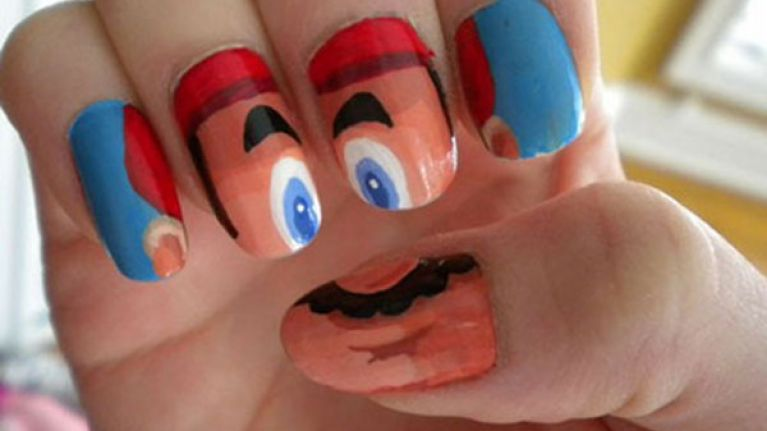 Gallery the best nail art you have ever seen her gallery the best nail art you have ever seen prinsesfo Image collections