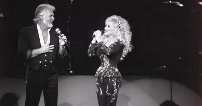 Video: Kenny Rogers and Dolly Parton Release Moving New ...