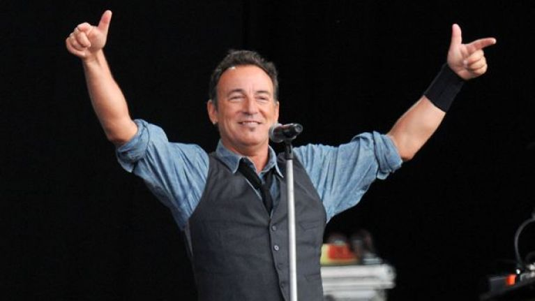 Bruce Springsteen Set To Play Croke Park This Summer