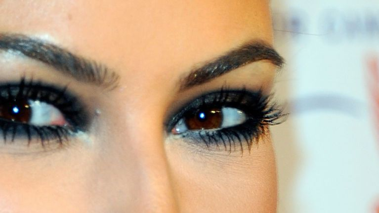Fake Eyelashes Leopard Print And Stud Earrings Snookis Fashion
