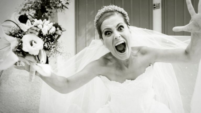 Crazy Wedding Gifts: What Wedding Etiquette? Crazy Bride Demands A Gift From