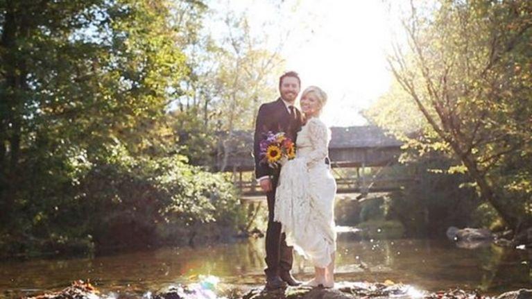 Kelly Clarkson Wedding.Singer Kelly Clarkson Shares Romantic Wedding Video Her Ie