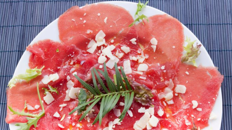 Food for Thought: The Story Behind the Carpaccio