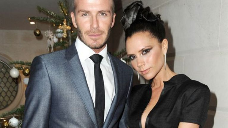 Want To See The Dress That Bagged Beckham? Victoria Shares Snap Of Her First Date Outfit
