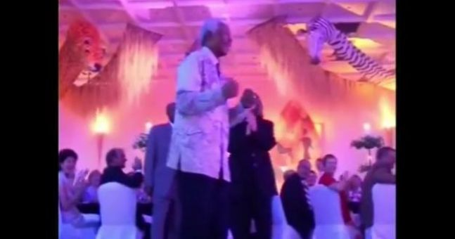 VIDEO - This Video Of Nelson Mandela Dancing To The Corrs Is Amazing
