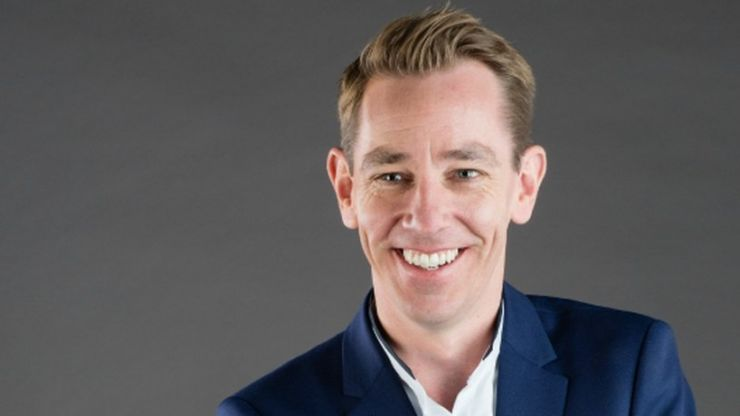 """I feel on top of the world today"" Ryan Tubridy returned to his radio show this morning after having Covid-19"