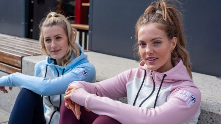 WIN a hoodie bundle from GYM+COFFEE to keep your workouts looking fab