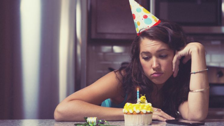 Stuck at home for your birthday? Here's how to make the most out of your day