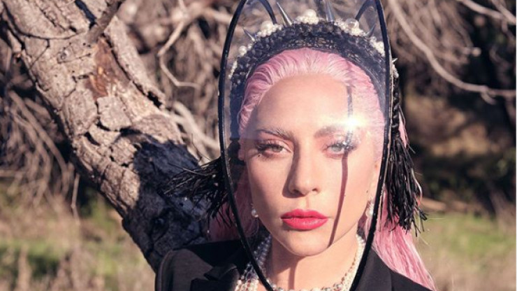 Lady Gaga has organised an online concert and we're weak for the line-up