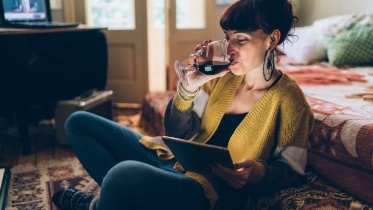 How to get out of the wine o'clock habit at home: A sober coach shares her expert tips