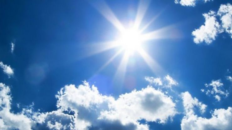 Met Éireann predicts a scorcher of a week with highs of 20 degrees across the country