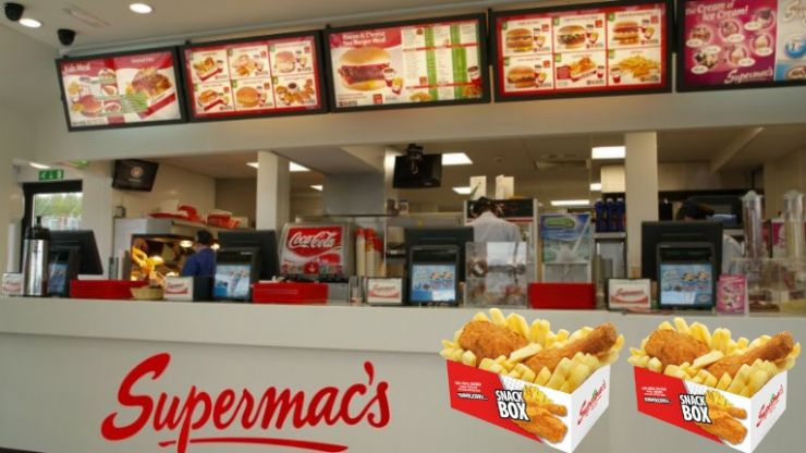 Supermac's to reopen a number of outlets for limited food services