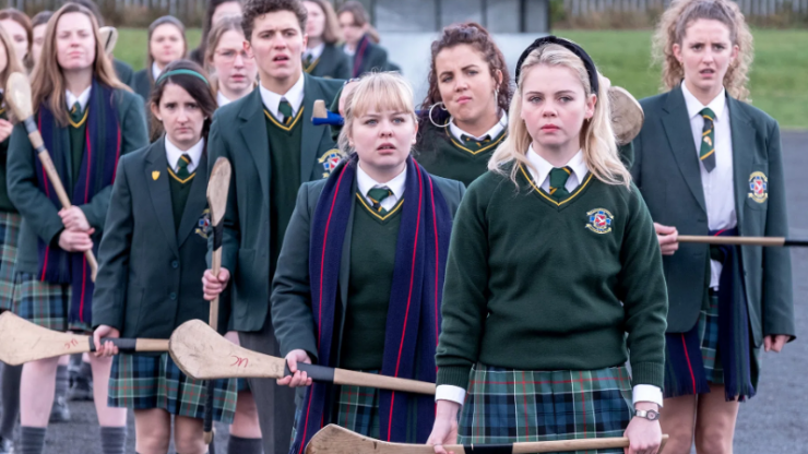 Lisa McGee's Tweets about the Derry Girls' favourite movies are pretty much perfect