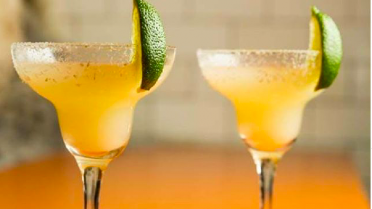 Shake up your hump day with pre-made Margaritas from Dublin's 777