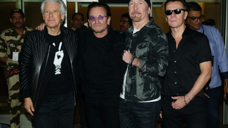 Bono has revealed that U2 bought €10million of PPE for Ireland's frontline workers