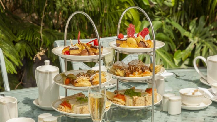 Castle Leslie is doing takeaway afternoon tea and we're jealous of anyone who lives near enough to get one