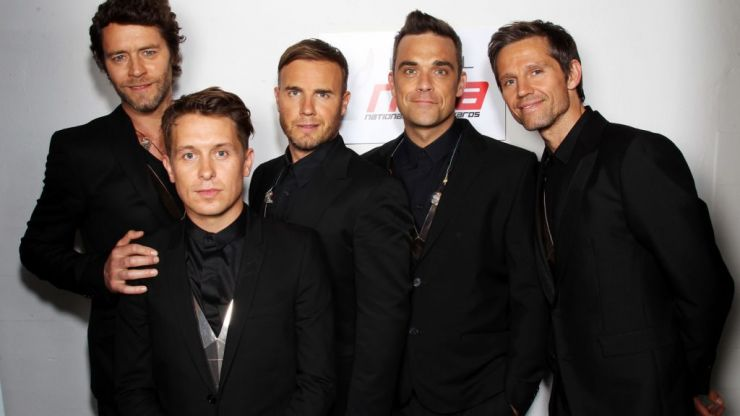 Robbie Williams to rejoin Take That for a special #Covid-19 online charity concert