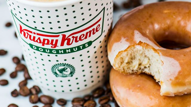 Krispy Kreme Blanchardstown offering free glazed donuts for frontline workers from tomorrow