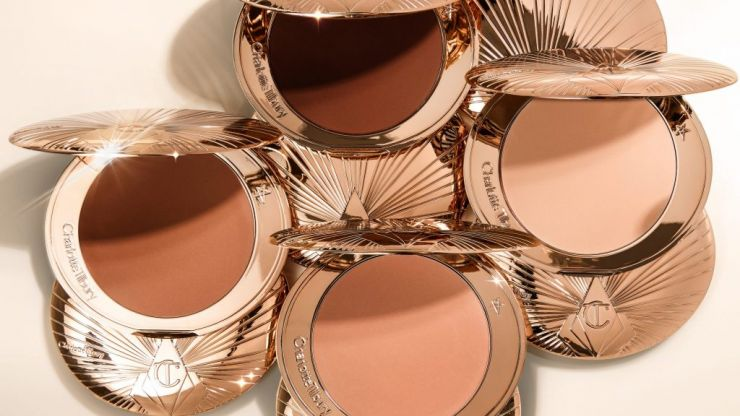 Charlotte Tilbury unveils new Airbrush Bronzer and we need it in our lives