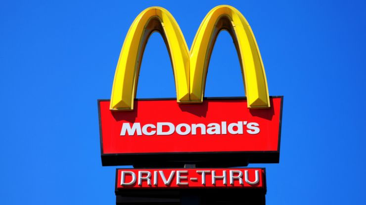 Certain McDonald's Drive-Thru outlets are reopening in Dublin next week