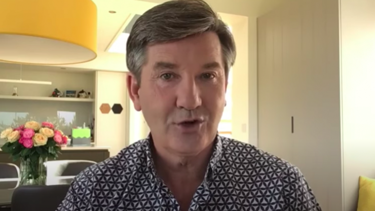 There's a new virtual Daniel O'Donnell chat show starting on TG4 next month