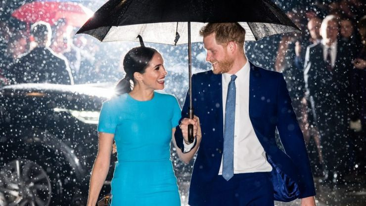 The 'romantic' gifts Meghan Markle and Prince Harry exchanged for their second wedding anniversary