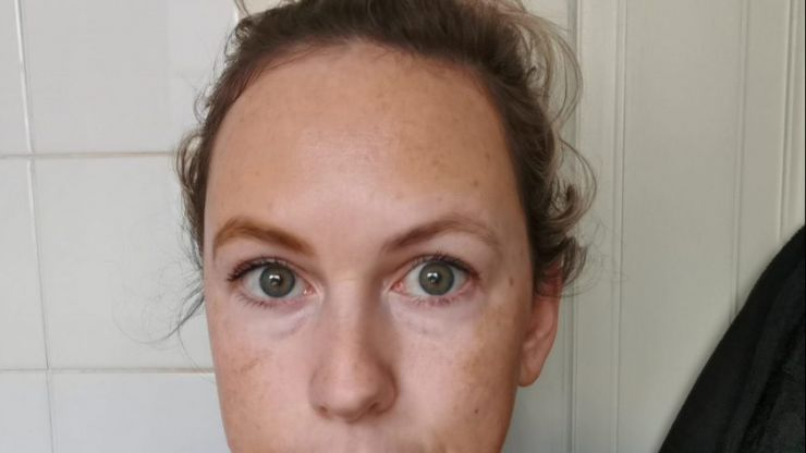 I tinted my eyebrows with fake tan - and other TikTok beauty hacks you should know