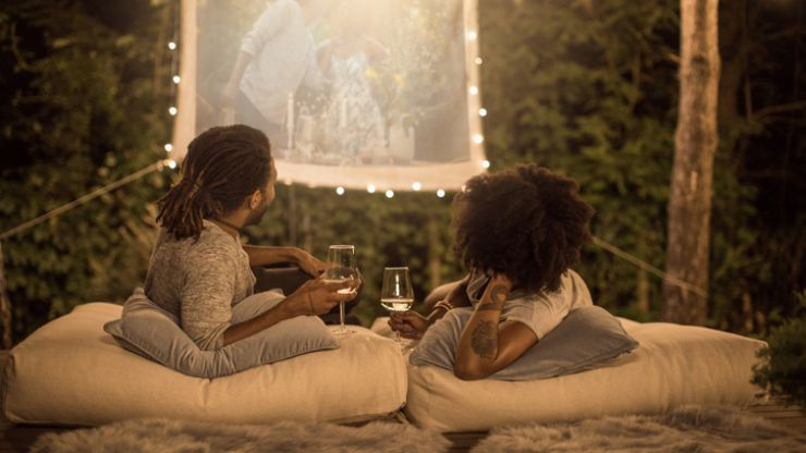Get ready to live like the stars because Lidl is selling an entire home cinema range