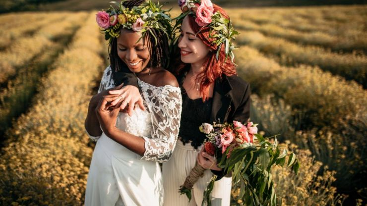 Commitment ceremonies: The solution for couples forced to cancel their weddings due to #Covid-19