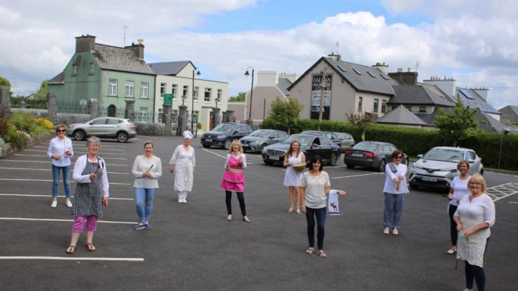 Quarantine Queens: Meet the Ballyhaunis women cooking for charity during #Covid