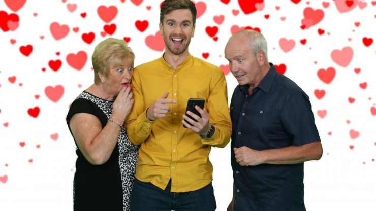 RTÉ's Pulling with my Parents is looking for singles to take part in Season 2