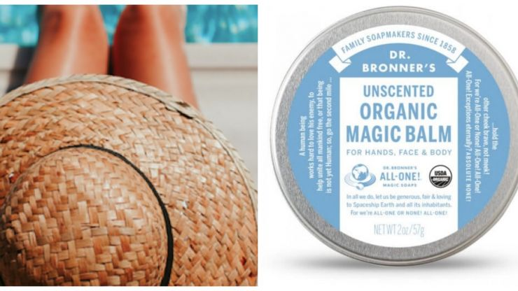 Glowing, healthy skin: 5 non-toxic beauty products to stock up on for summer