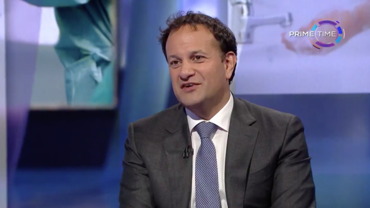 Leo Varadkar defends use of Mean Girls quote in Covid-19 speech