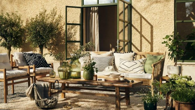 Staycation: The H&M buys you need for your outdoor space this summer