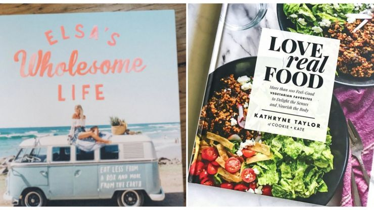 Cutting back on meat? Here are 5 cookbooks ideal for a veggie/vegan diet