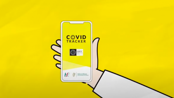 The new Covid-19 tracker app is live - here's how to use it