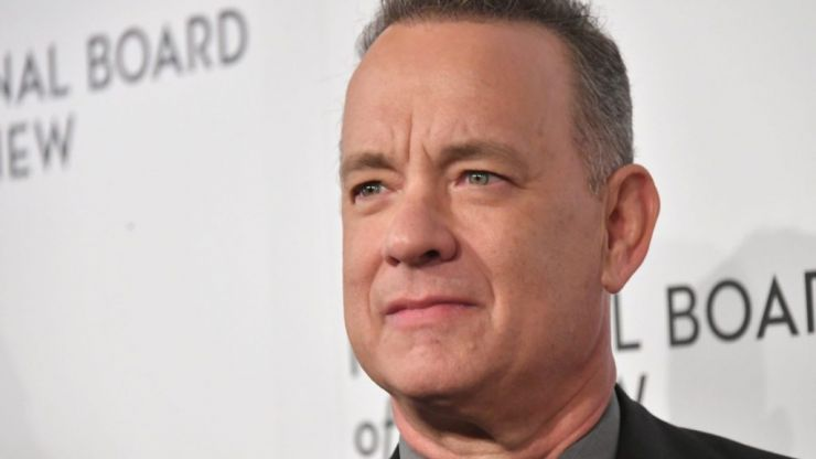 "Tom Hanks says that he doesn't have ""much respect"" for people who don't wear masks"
