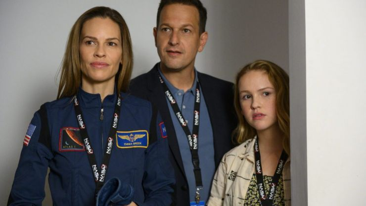 WATCH: The first trailer for Away starring Hilary Swank is here