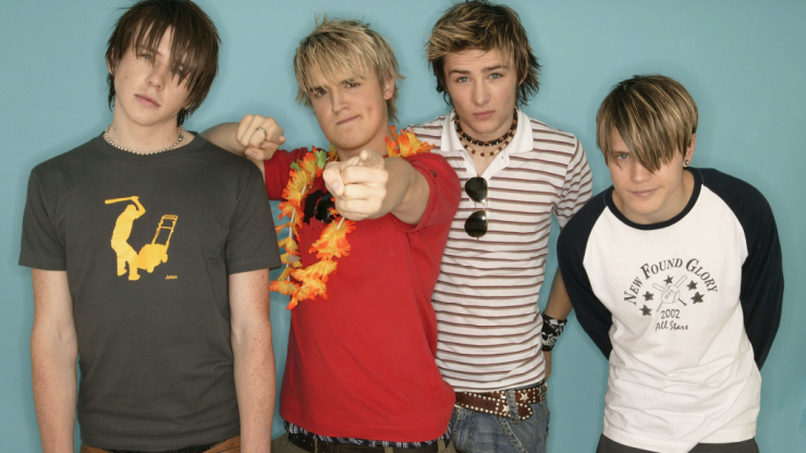 McFly has signed a new record deal. After 10 years, our patience has finally been rewarded