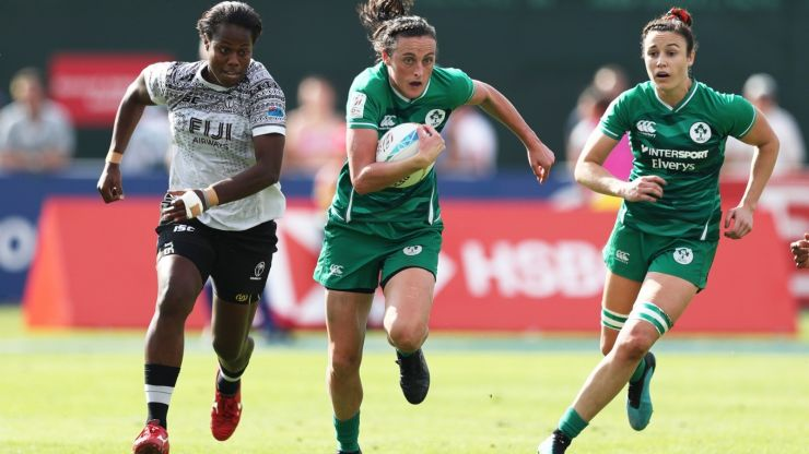 Irish Rugby's Hannah Tyrrell on Pieta House's new initiative and the importance of asking for help
