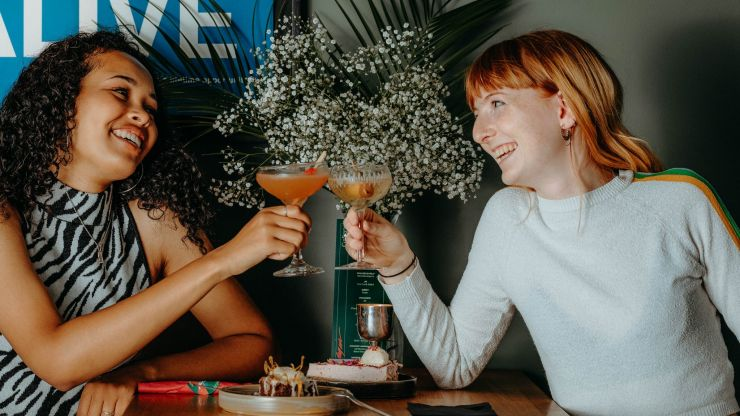 DIG IN, the world's first 'Art Diner' has just opened on Dublin's Camden Street and it looks fab