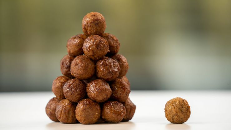 IKEA launch 'plant balls' a climate-friendly alternative to their infamous meatballs