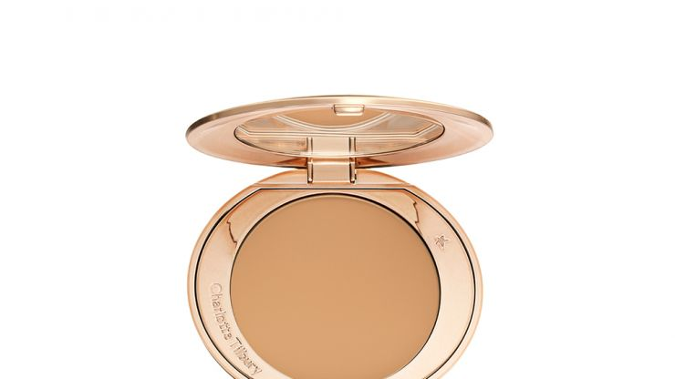 Here's all 4 new shades of Charlotte Tilbury's Airbrush Flawless Finish Powder