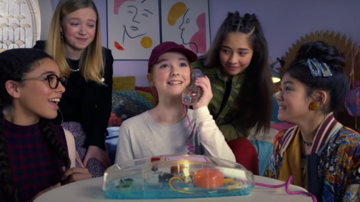 6 Easter eggs you might have missed while watching Netflix's The Baby-Sitters Club