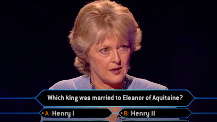 QUIZ: Can you answer all of Judith Keppel's Who Wants to be a Millionaire questions?