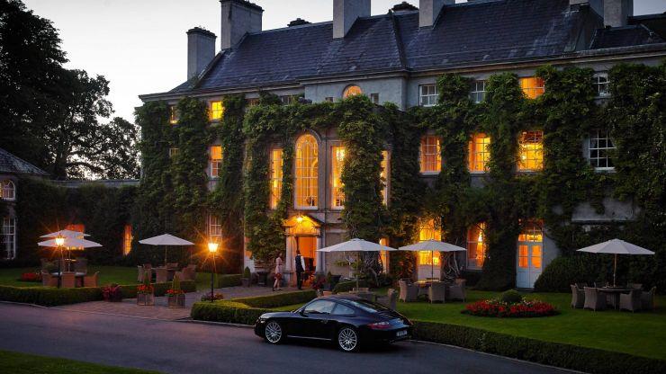 Kilkenny's Mount Juliet Estate voted best hotel in Ireland for 2020