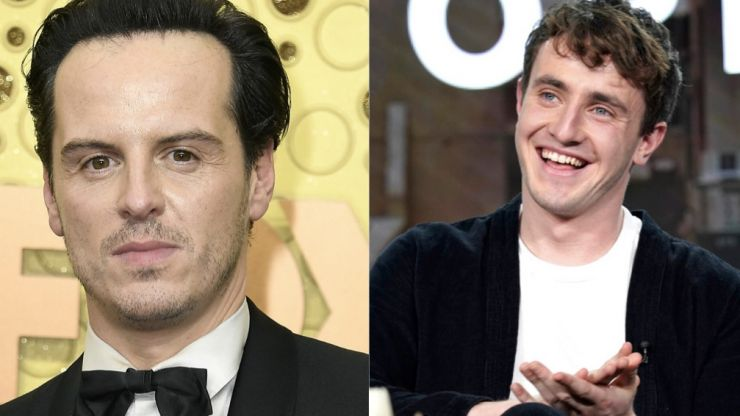 Paul Mescal, Andrew Scott claimed as British - as per nominations season, always