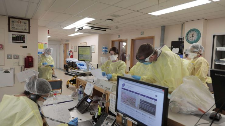 Follow-up to powerful documentary on Covid battle in St. James' Hospital to air on RTÉ tonight