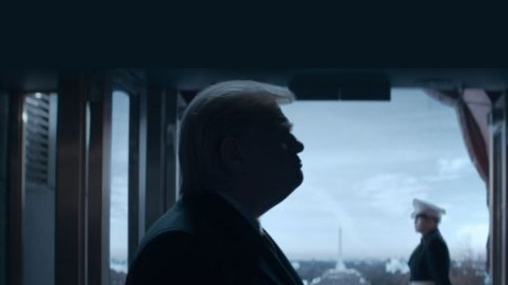 WATCH: Brendan Gleeson nails the Donald Trump look and voice in first trailer for The Comey Rule