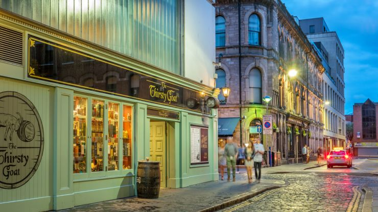 Mini guide to Belfast: Everything to see and do in staycation season